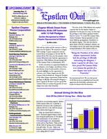 2006 October Newsletter Epsilon (University of North Carolina)