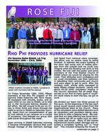 2006 Spring Newsletter Rho Phi (Rose-Hulman)