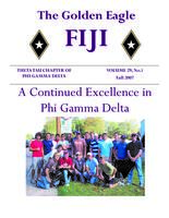 2007 Fall Newsletter Theta Tau (Tennessee Tech)