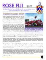 2007 Winter Newsletter Rho Phi (Rose-Hulman)