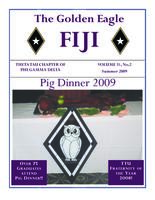 2009 Summer Newsletter Theta Tau (Tennessee Tech)