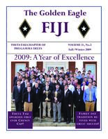 2009 Winter Newsletter Theta Tau (Tennessee Tech)