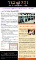 2014 Summer Newsletter Tau Deuteron (University of Texas)