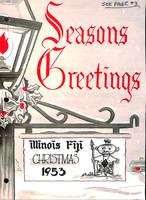 1953 December Newsletter Chi Iota (University of Illinois)