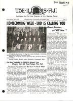 1953 October Newsletter Chi Iota (University of Illinois)