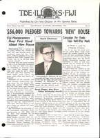 1954 December Newsletter Chi Iota (University of Illinois)