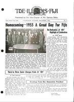 1955 December Newsletter Chi Iota (University of Illinois)