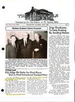 1961 July Newsletter Chi Iota (University of Illinois)