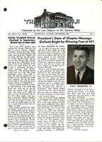 1962 December Newsletter Chi Iota (University of Illinois)