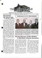 1963 April Newsletter Chi Iota (University of Illinois)