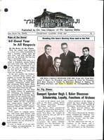 1963 June Newsletter Chi Iota (University of Illinois)