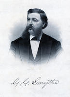 1858 - Gonzalvo C. Smythe (DePauw University 1858)