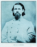1860 - Captain Richard O. Gathright (DePauw University 1860)