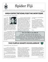 2008 January Newsletter Rho Chi (University of Richmond)