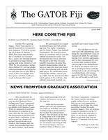 2008 January Newsletter Upsilon Phi (University of Florida)