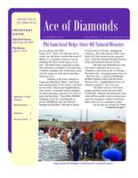 2009 Summer Newsletter Epsilon Iota (University of Evansville)