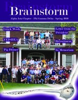 2010 June Newsletter Alpha Iota (Iowa State University)