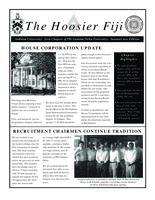 2011 Summer Newsletter Zeta (Indiana University)