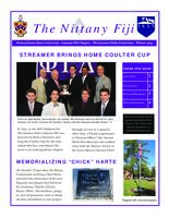 2014 Winter Newsletter Gamma Phi (Pennsylvania State University)