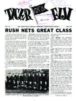 1962 Fall Newsletter Lambda (Depauw)