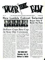 1963 Summer Newsletter Lambda (DePauw University)