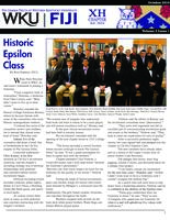 2010 October Newsletter Chi Eta (Western Kentucky University)