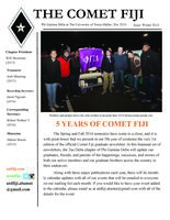 2014 Winter Newsletter Tau Delta (University of Texas at Dallas)