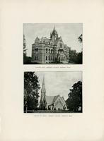 Amherst College Campus