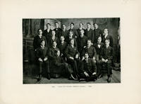 Amherst College Chapter 1896