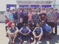 University of Alabama at Birmingham - Beta Class Bid Day