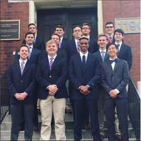 University of Alabama at Birmingham - Gamma Class Initiation