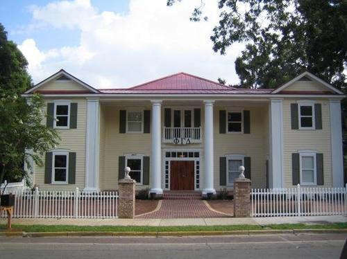 Florida State University Chapter House   Phi Gamma Delta Digital