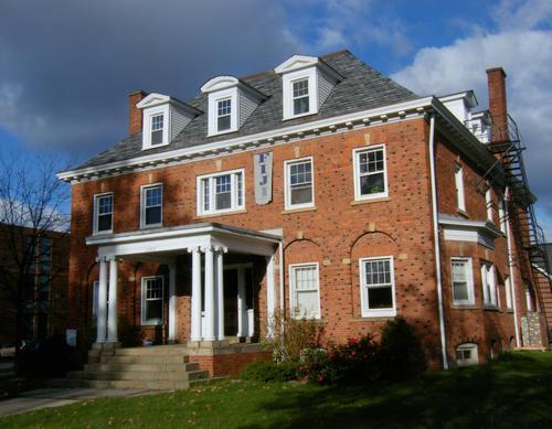 Case Western Reserve University Chapter House | Phi Gamma