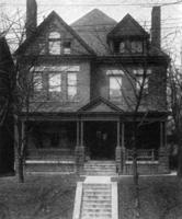 1929 Pi Sigma Chapter House at University of Pittsburgh