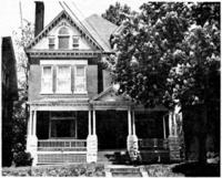 1959 Pi Sigma Chapter House at University of Pittsburgh