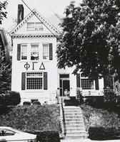 1977 Pi Sigma Chapter House at University of Pittsburgh