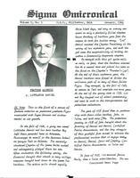 1964 January Newsletter Sigma Omicron (Oklahoma State University)