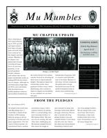 2014 Winter Newsletter Mu (University of Wisconsin)