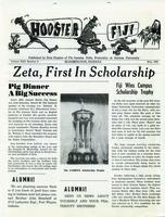 1960 May Newsletter Zeta (Indiana University)