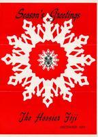 1961 December Newsletter Zeta (Indiana University)