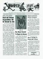 1961 October Newsletter Zeta (Indiana University)