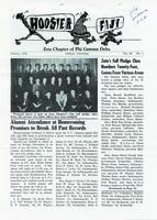 1962 October Newsletter Zeta (Indiana University)