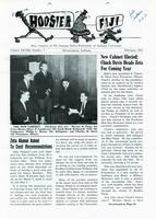 1963 February Newsletter Zeta (Indiana University)