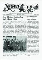 1963 October Newsletter Zeta (Indiana University)