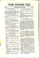 1910 June Newsletter Omega Mu (University of Maine)