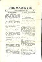 1907 October Newsletter Omega Mu (University of Maine)