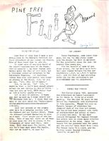 1963 Spring Newsletter Omega Mu (University of Maine)