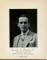 Field Secretary 011 - Eugen C. Andres, Jr. (Dartmouth College 1928)