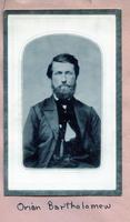 1859 - Orion A. Bartholomew (DePauw University 1859)