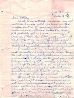 1948-01-13 Gary Wilkinson (Ohio Wesleyan University 1951) Letter